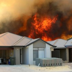 Bushfire and House Example (Western Australia)
