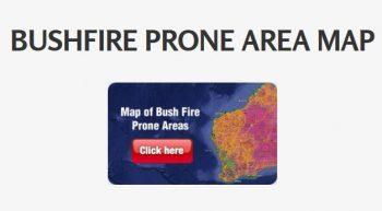 Bushfire Prone Map